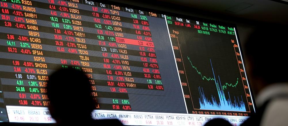 Bolsa de valores de SP