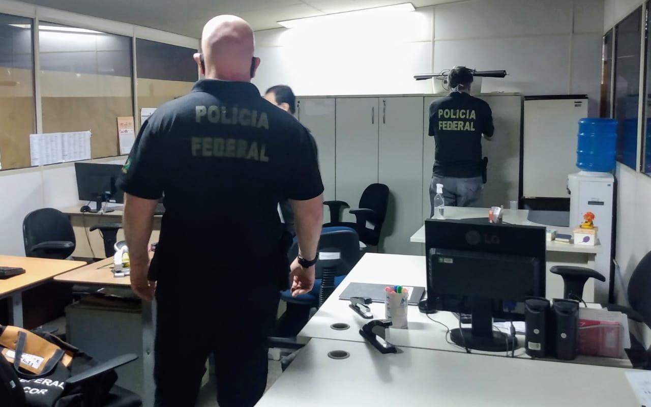 Operação da PF no Piauí por desvios na Educação mirou casa do governador