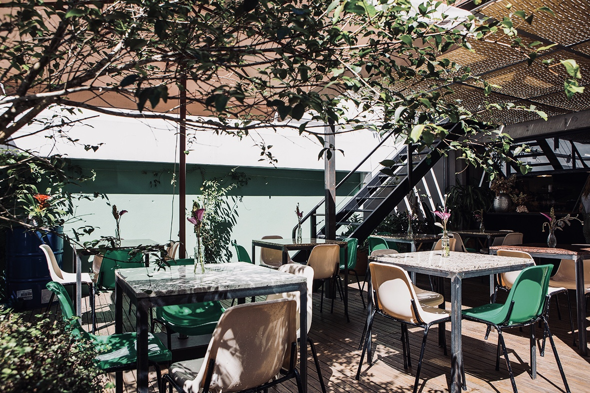 Restaurante Isla Café