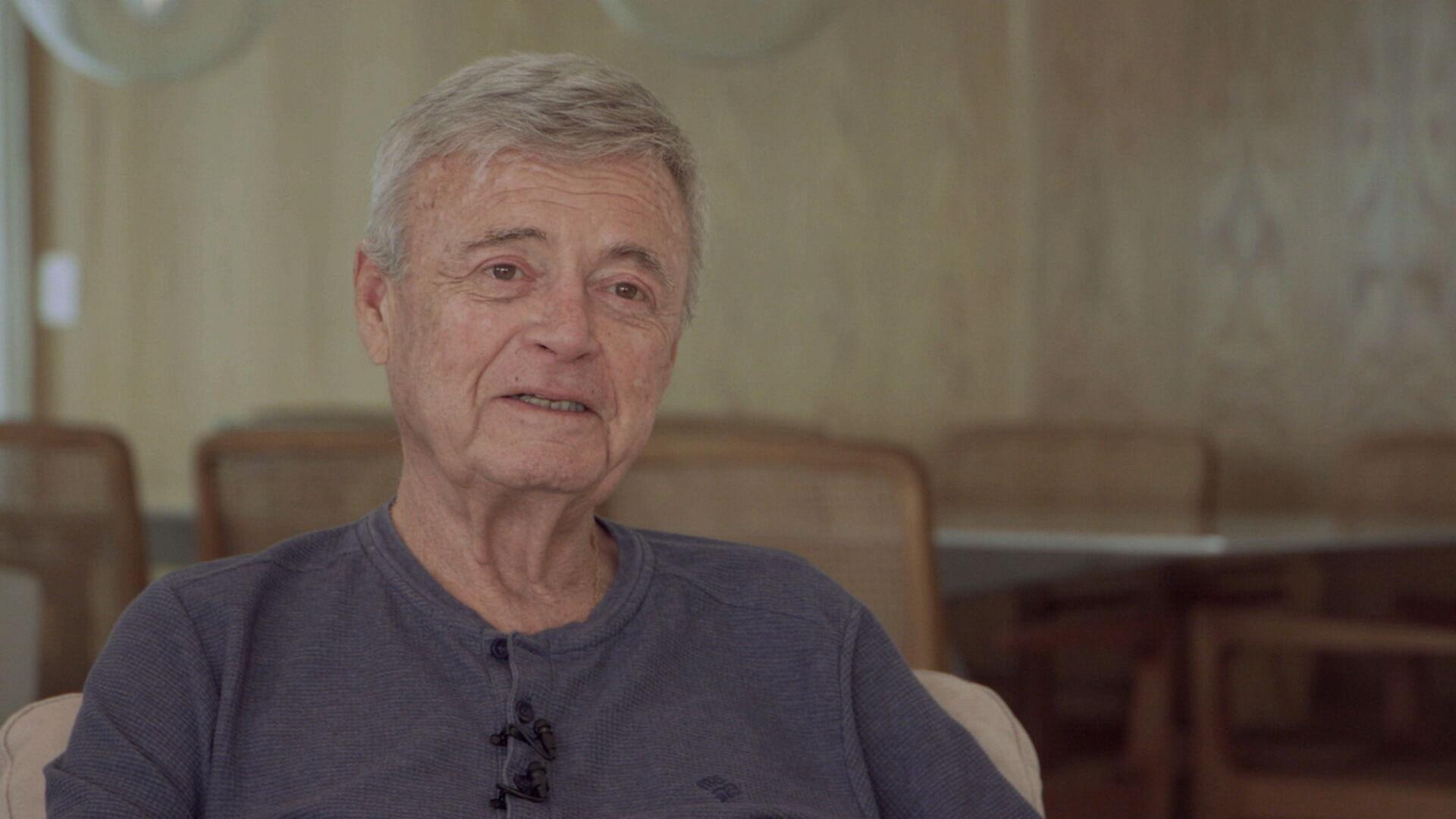 O ex-presidente da CBF Ricardo Teixeira, em entrevista à CNN Brasil