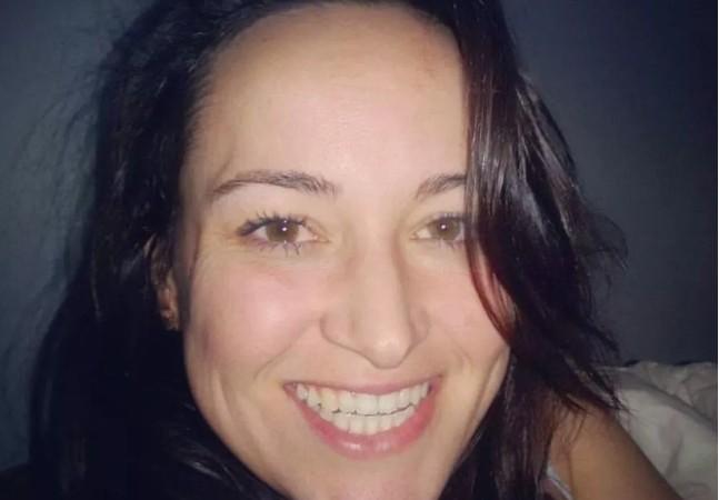 Daiane Pelegrini vivia na Austrália, onde tinha uma filha