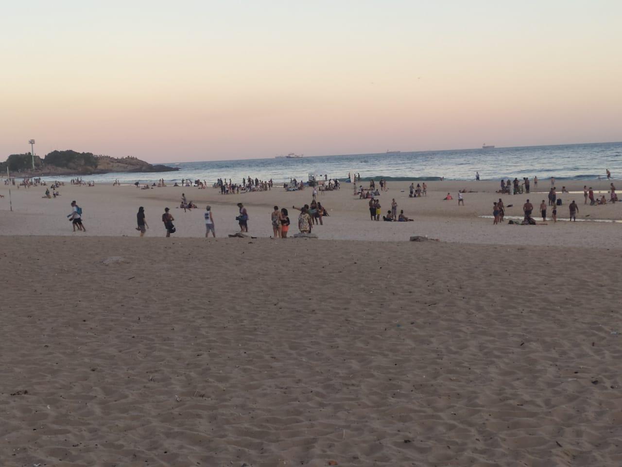 praia de ipanema rio de janeiro