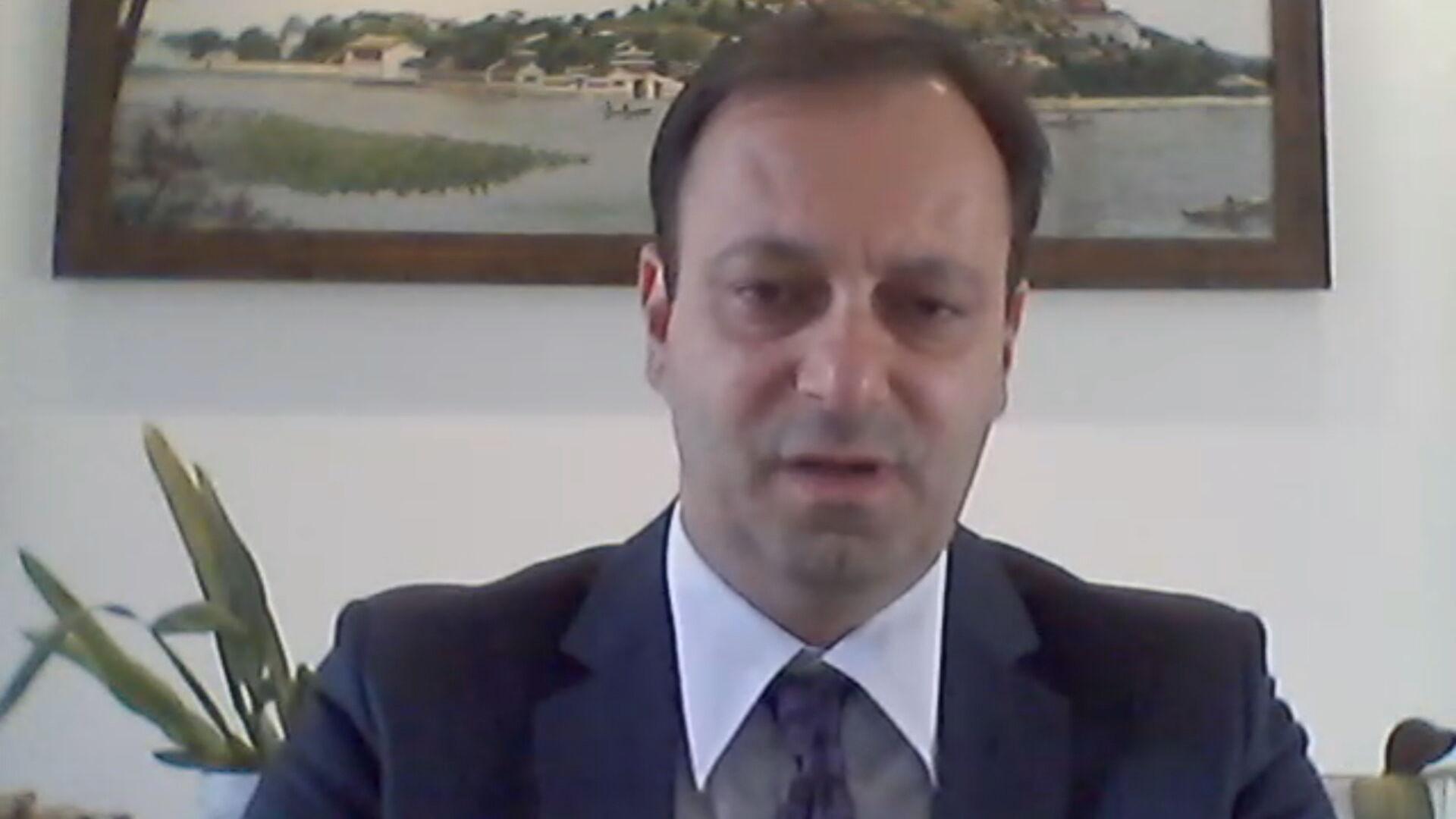 Coordenador de Relações Internacionais do governo do Paraná, Luís Paulo Mascaren