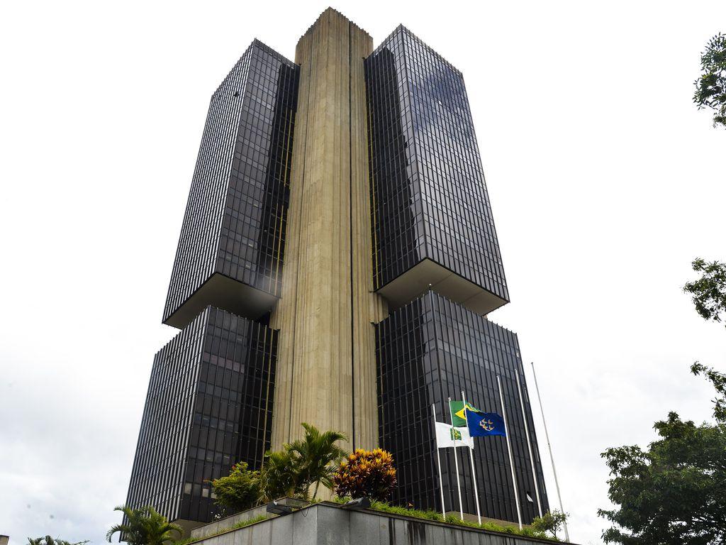Sede do Banco Central, em Brasília