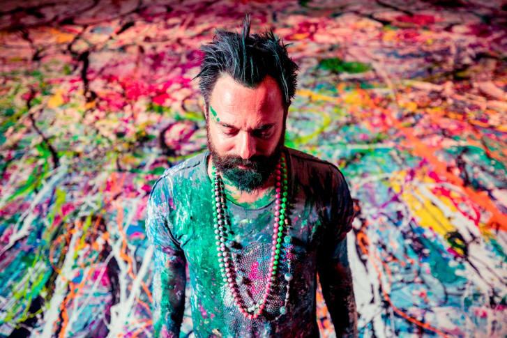 Sacha Jafri; artista