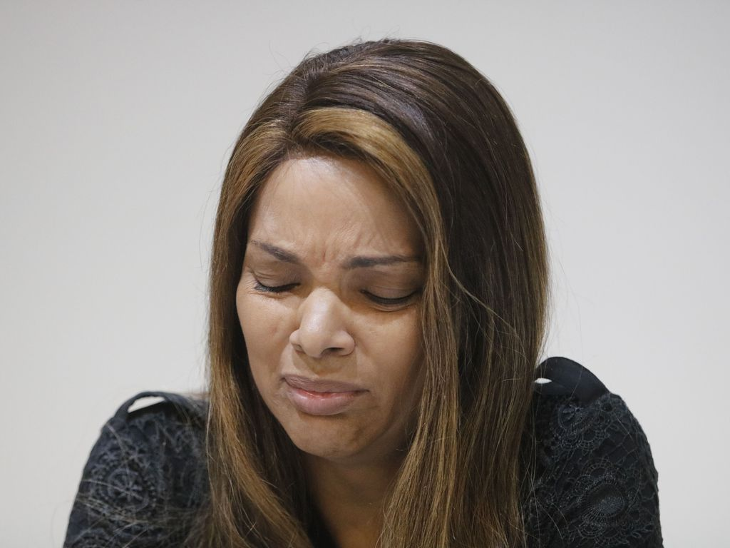 A deputada federal Flordelis dos Santos de Souza (PSD)