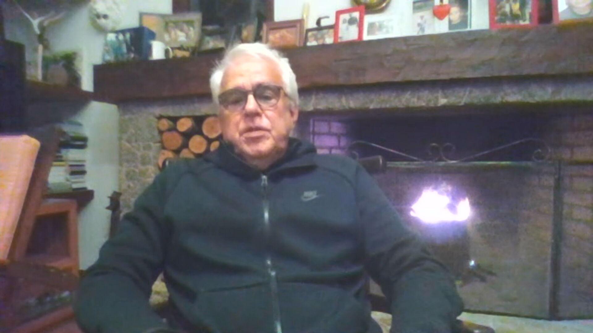 Roberto da Cunha Castello Branco, presidente da Petrobras em entrevista para a C
