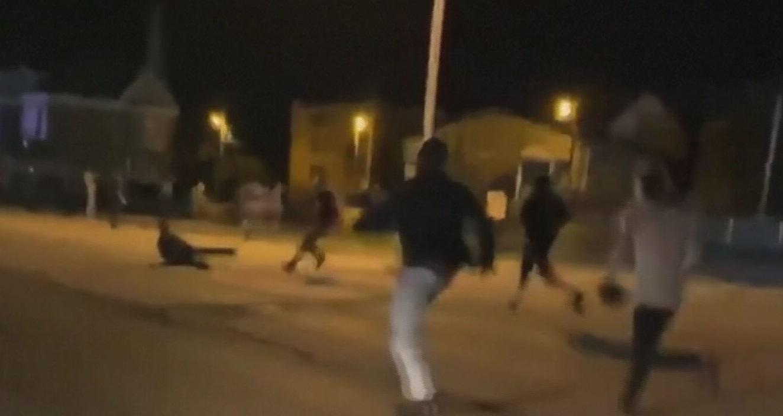 Confusão e tiros na cidade norte-americana de Kenosha, no Wisconsin, em protesto