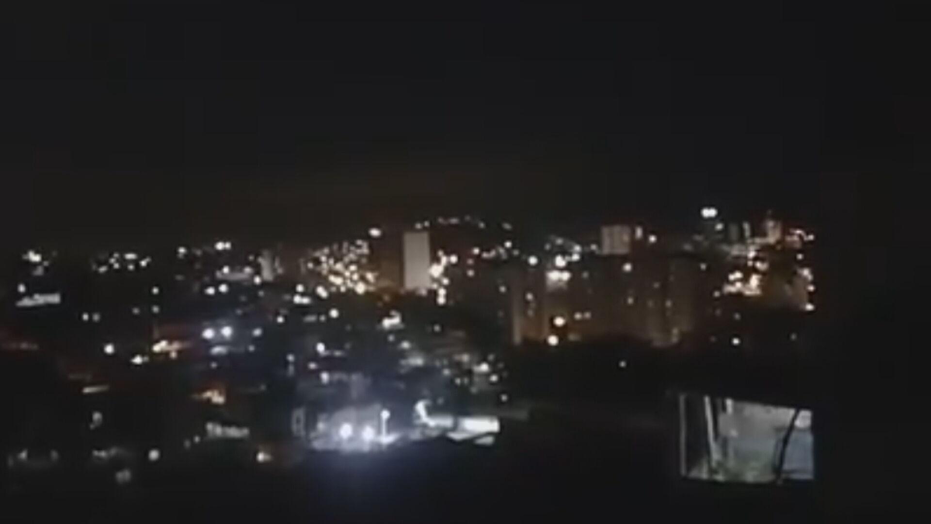 Uma nova troca de tiros foi registrada no Complexo do São Carlos, na região cent