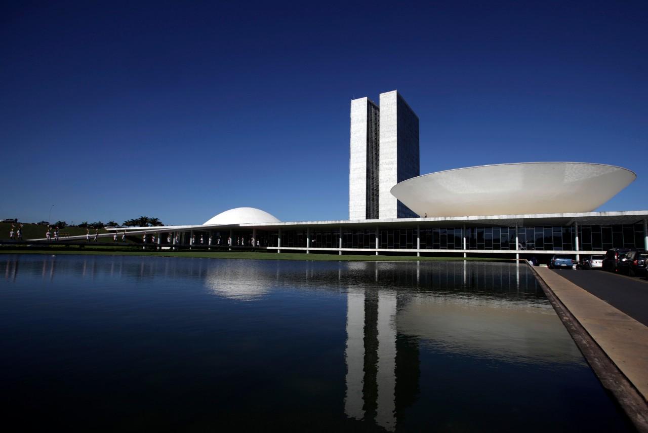 Prédio do Congresso Nacional, em Brasília