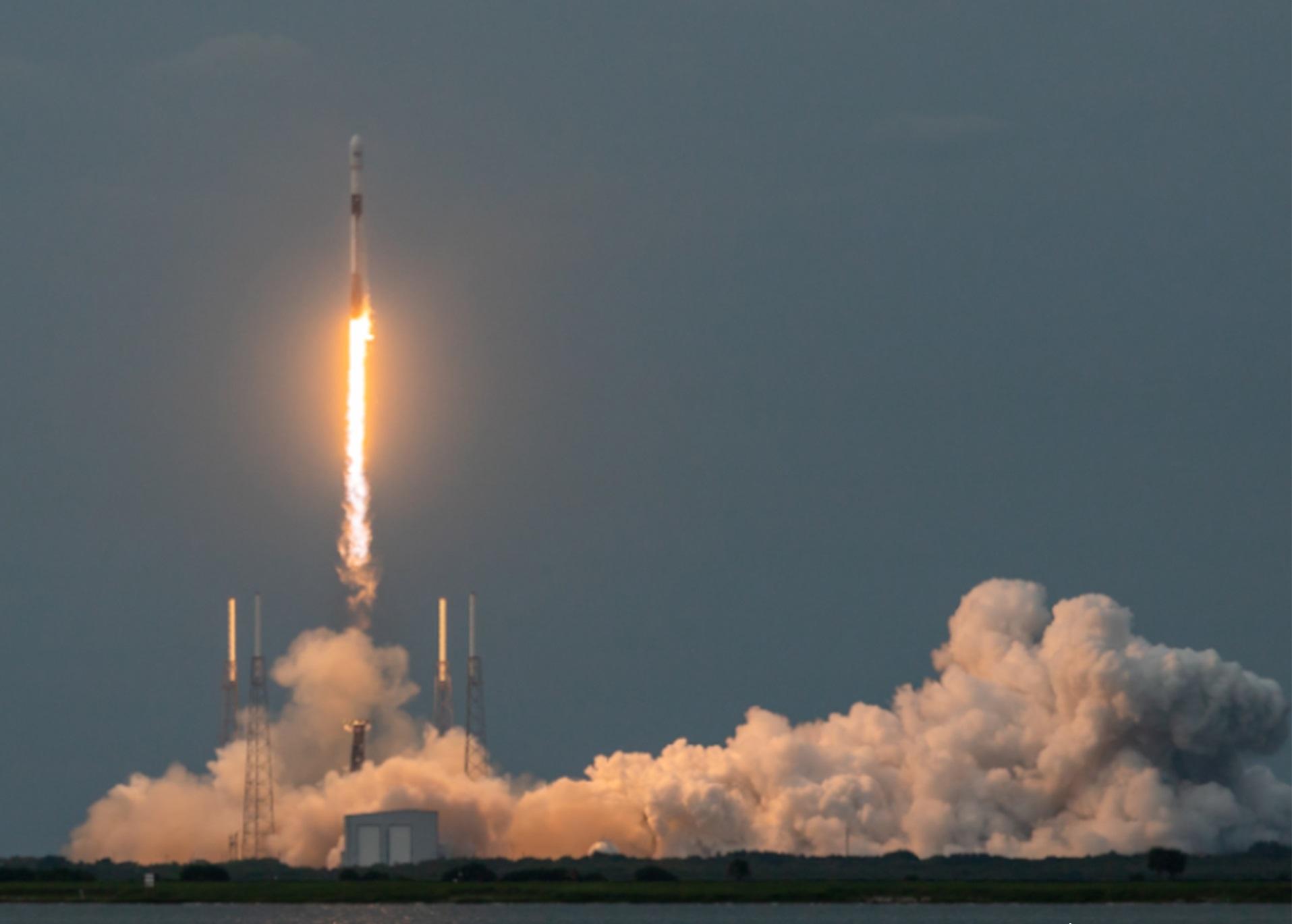 Lançamento do satélite argentino SAOCOM 1B