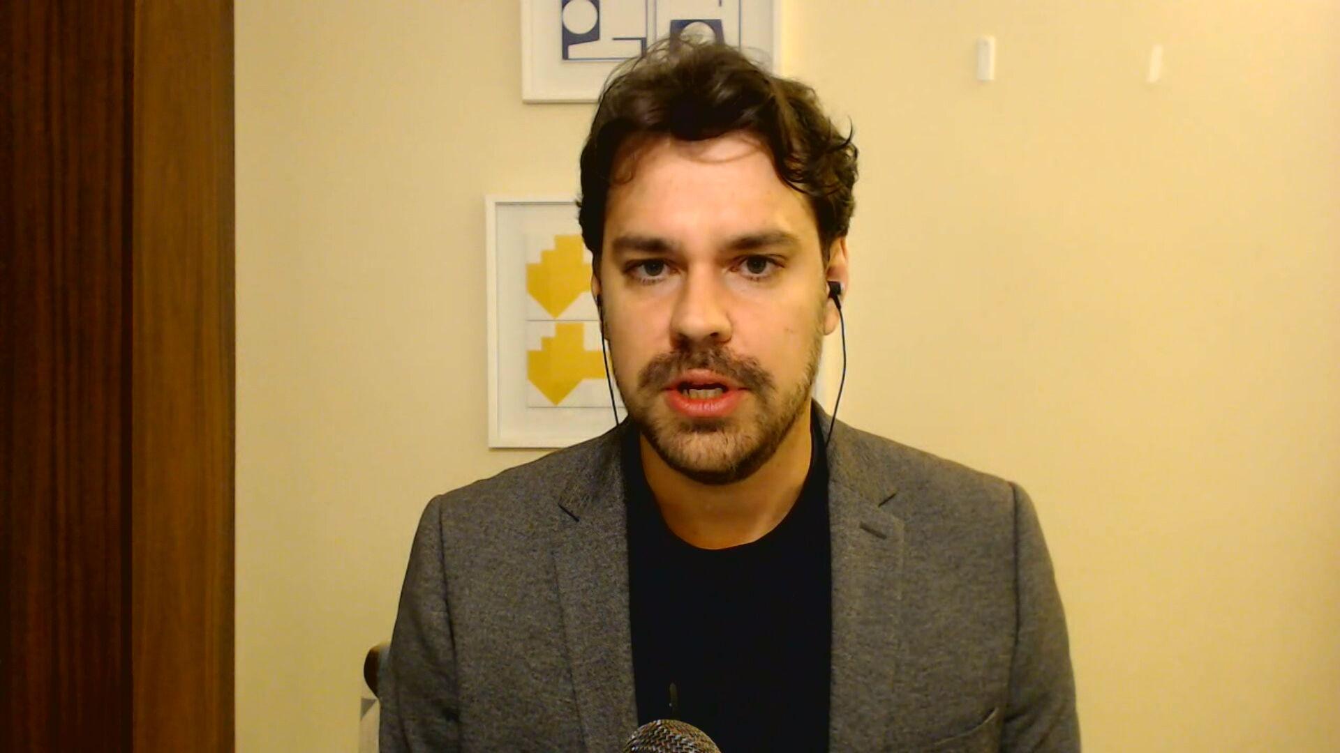 Pedro Fernando Nery, economista e consultor legislativo em entrevista para a CNN