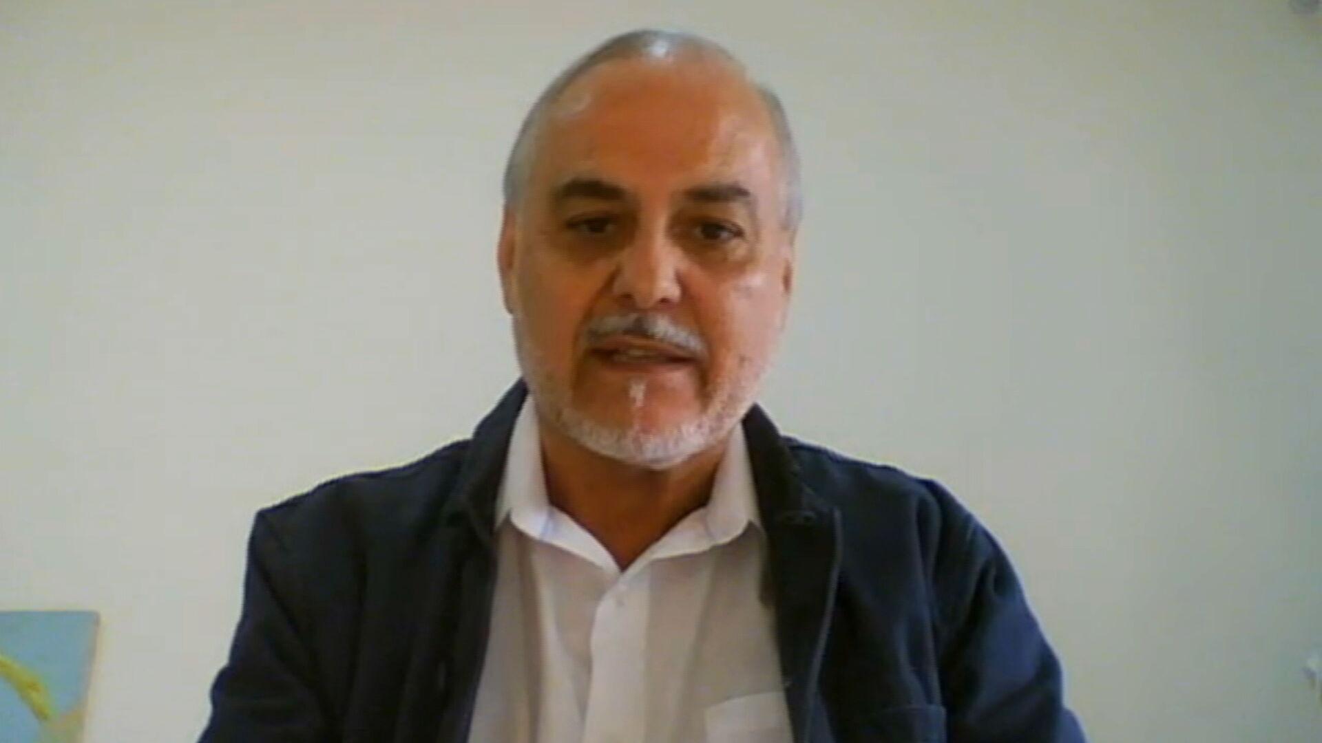 Horácio Figueira, engenheiro especialista em trânsito em entrevista para a CNN (