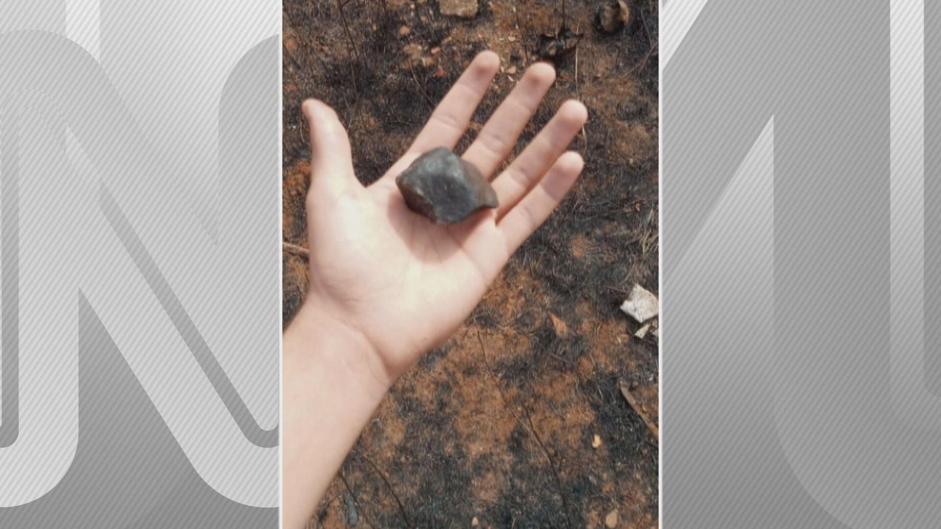Chuva de meteoritos em Pernambuco