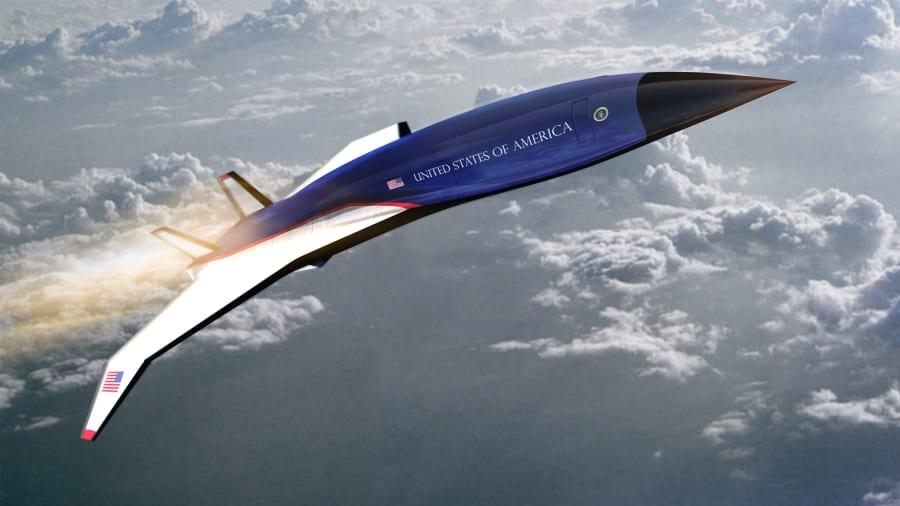 O futuro do Air Force One