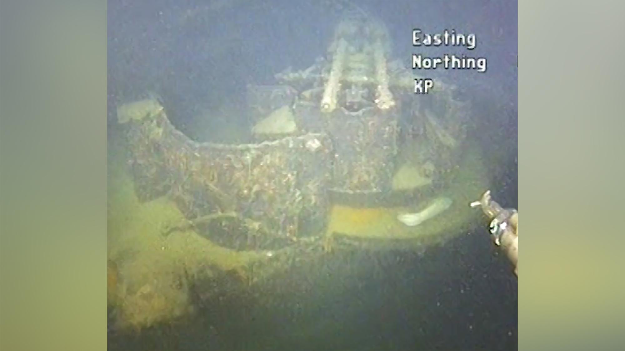 Navio de guerra encontrado no mar da Noruega 80 anos após naufragar