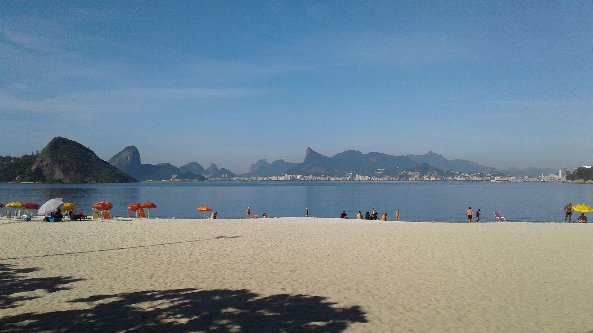 Coronavírus: prefeitura de Niterói, no RJ, fechará praias