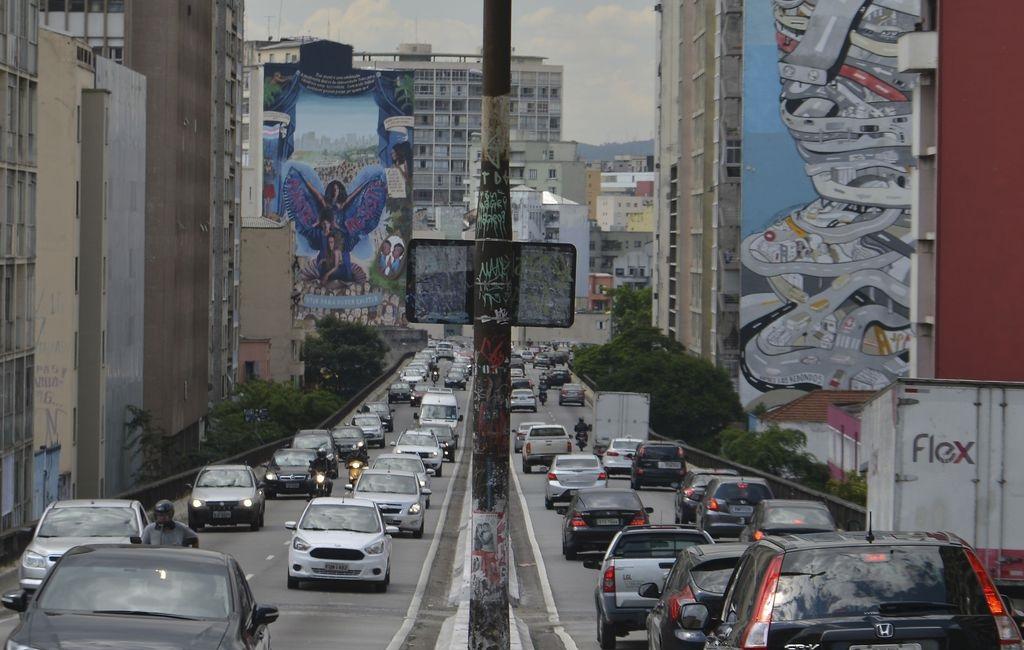 Plebiscito definirá futuro do Minhocão em São Paulo