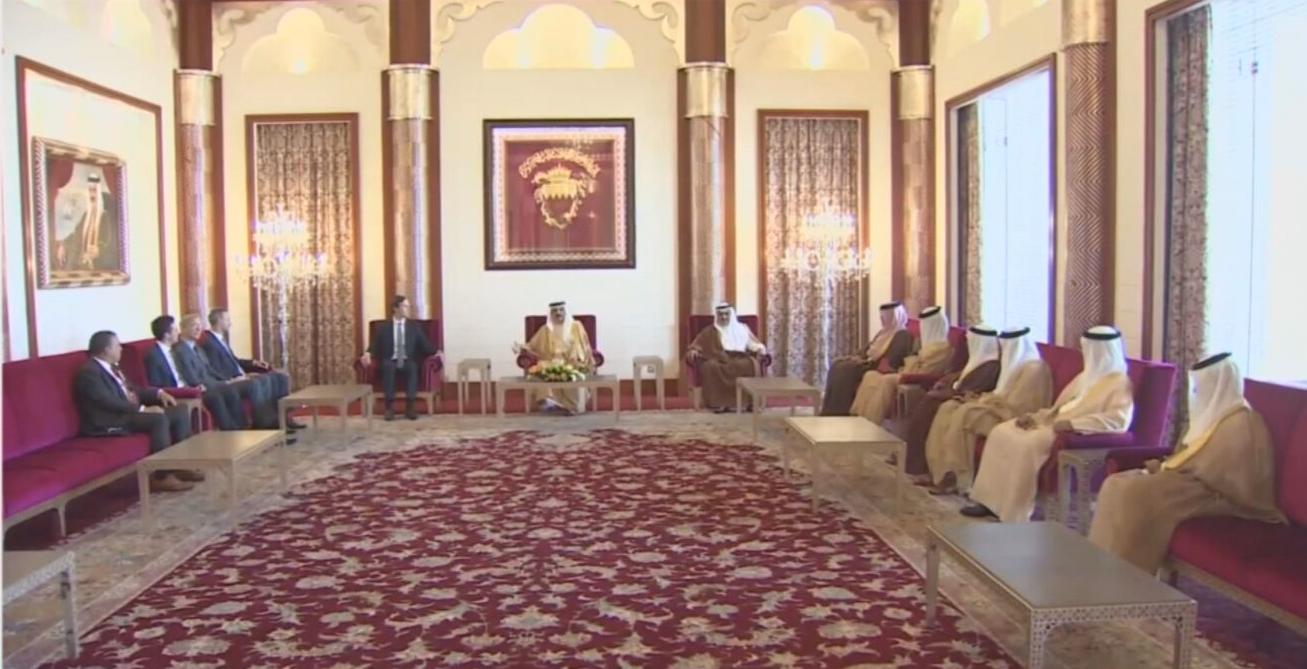 Autoridades de Israel e Bahrein se encontram em Manama para selar acordo entre