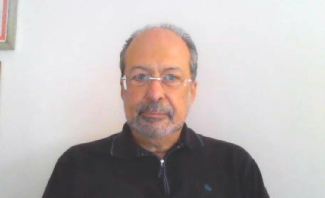 Clóvis Francisco Constantino - Vice presidente da Sociedade Brasileira de Pedia