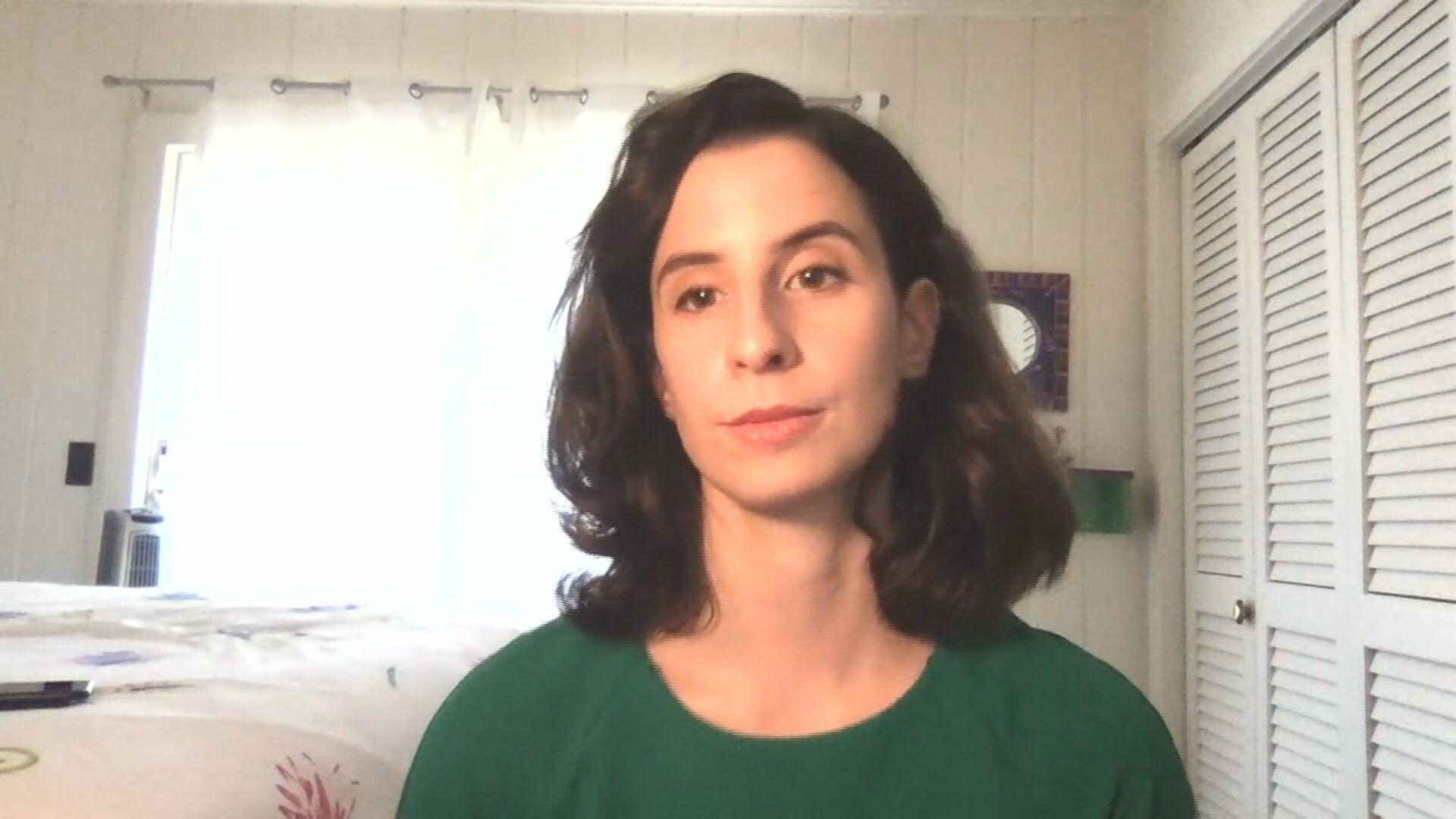 A cientista Clara Sousa-Silva