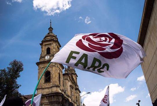 Farc é hoje um partido político na Colômbia