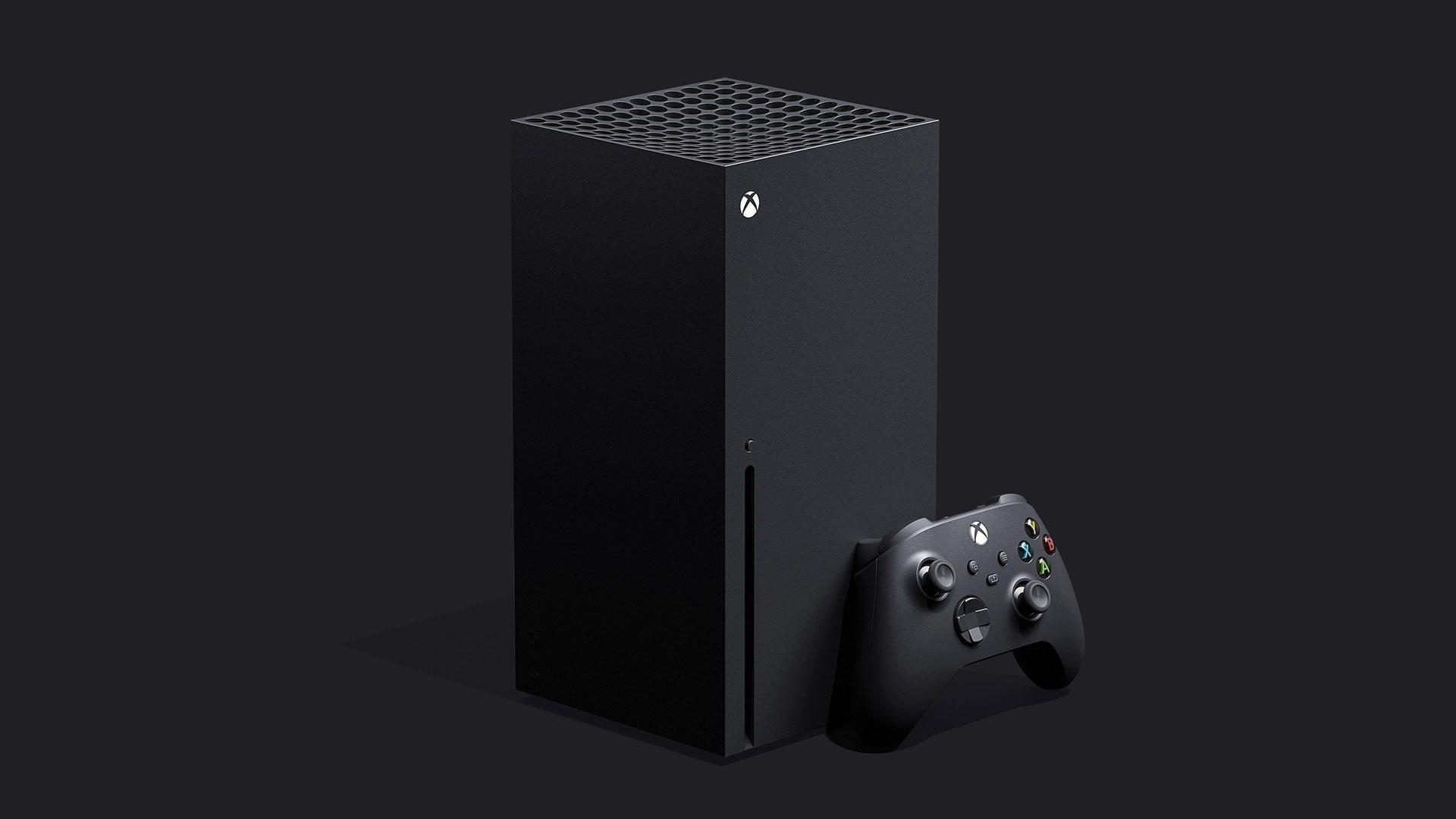 O novo console da Microsoft, o Xbox Series X