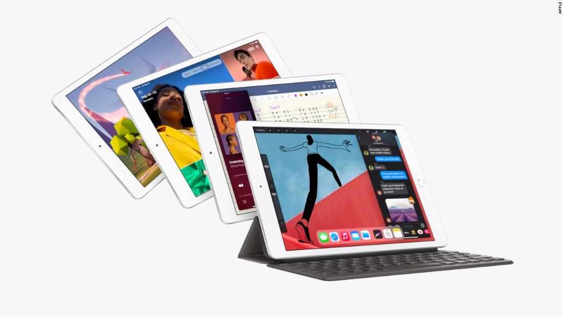 iPad; Apple