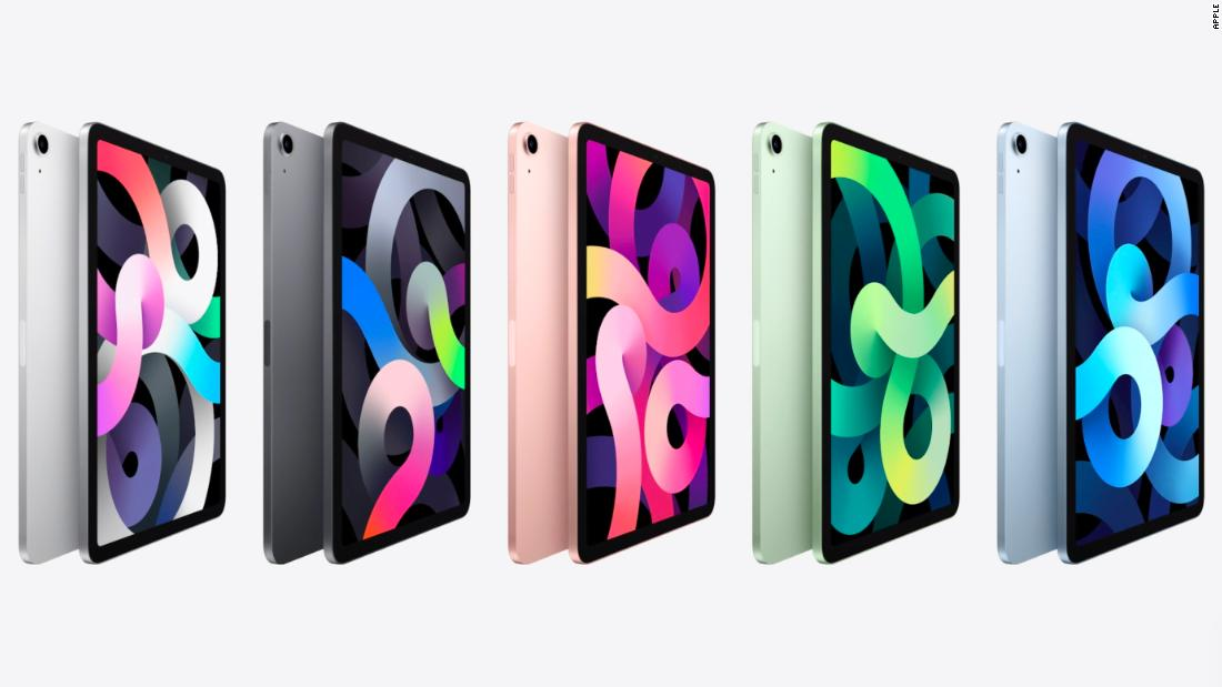 iPad Air; Apple
