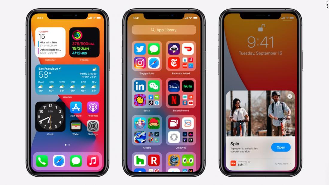 Apple; iOS