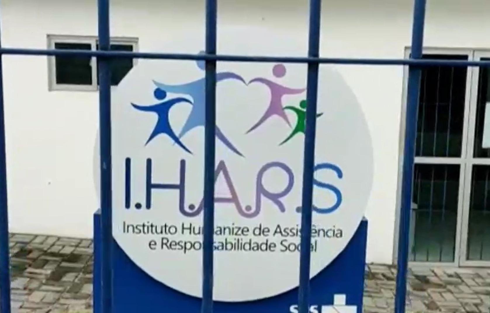 Sede do Instituto Humanize de Assistência e Responsabilidade Social