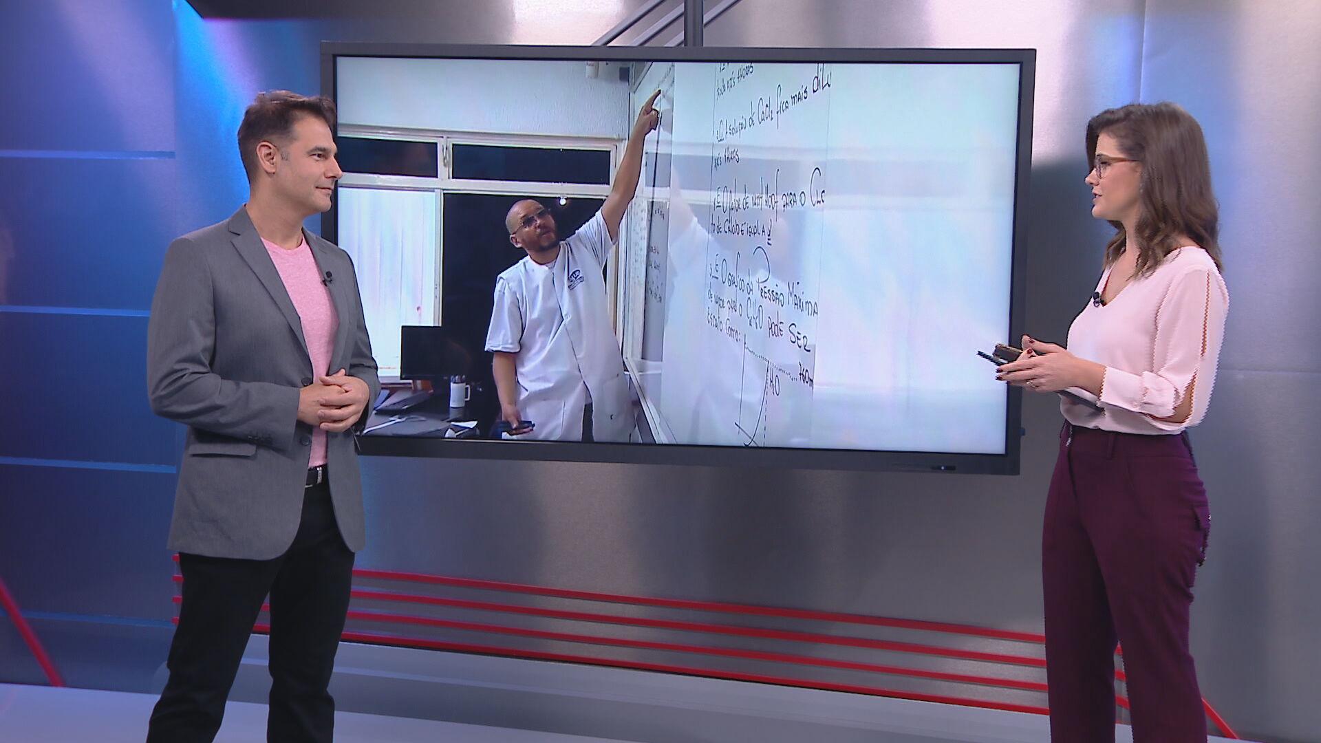 Correspondente Médico: o neurocirurgião Fernando Gomes fala sobre motivação e ed