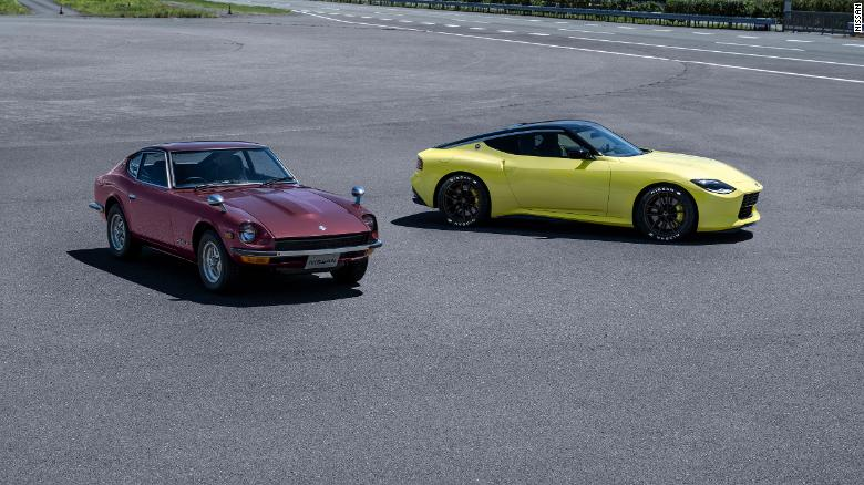 Nissan; Z Proto