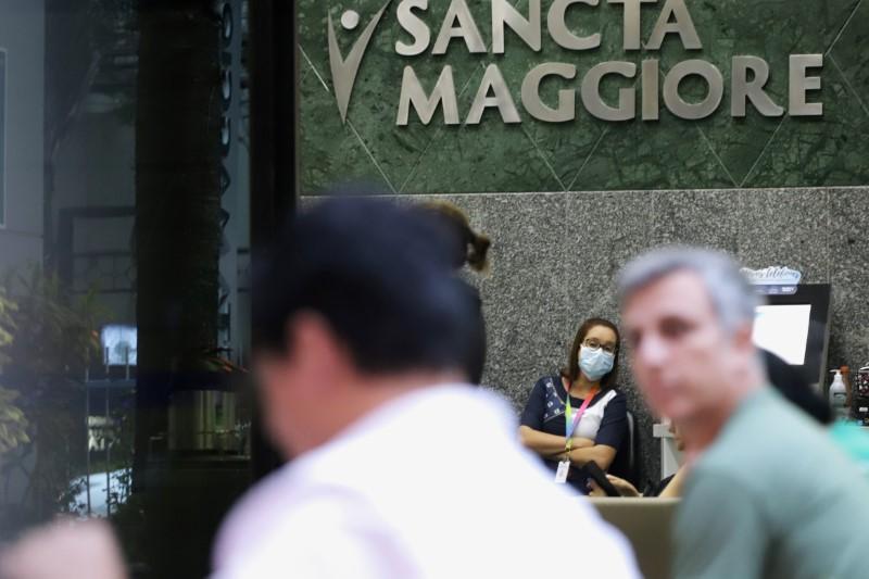 Hospital Sancta Maggiore, em São Paulo