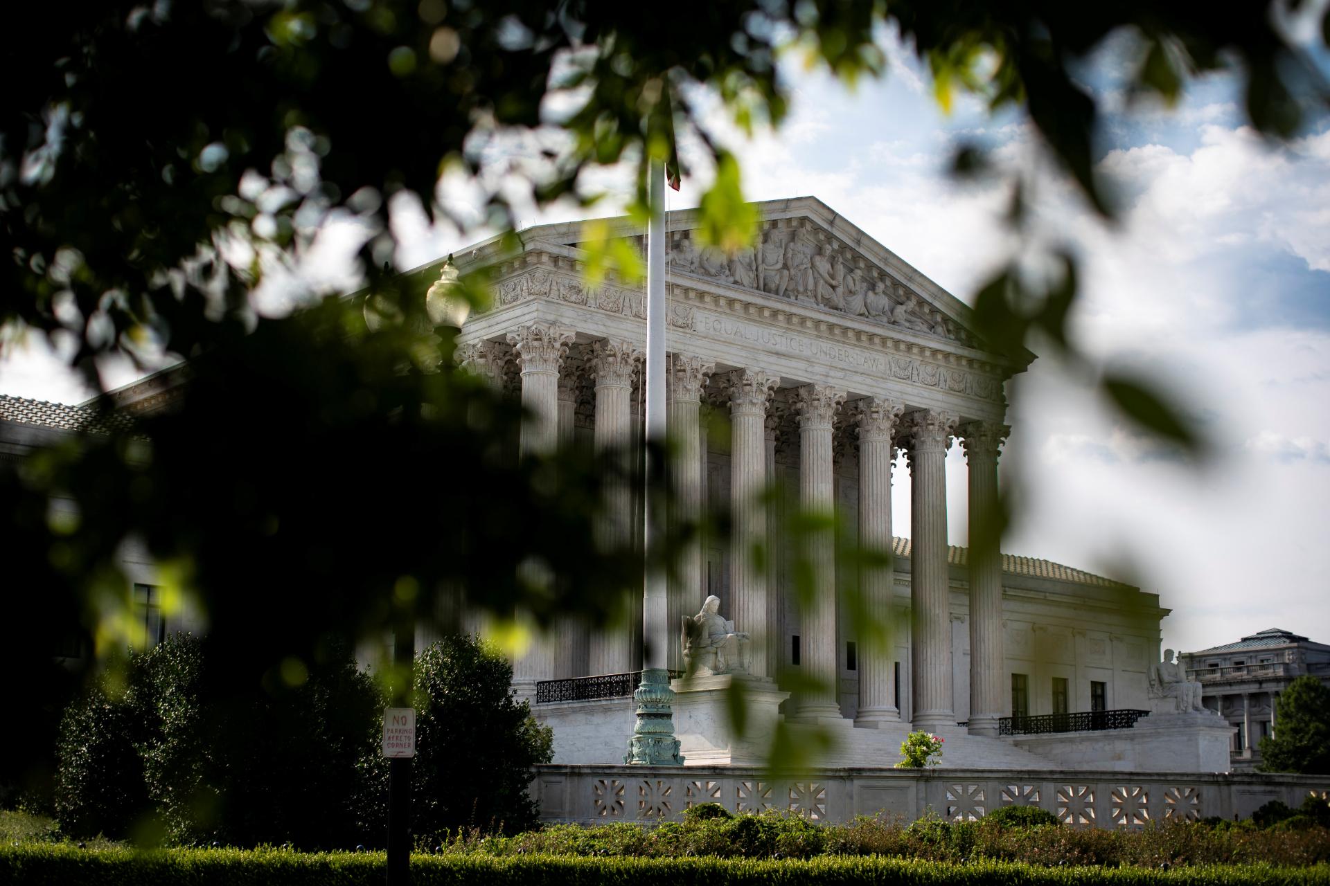 Suprema Corte dos EUA, em Washington