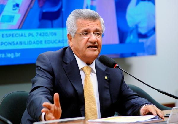 O deputado Bacelar, candidato do Podemos a prefeito de Salvador