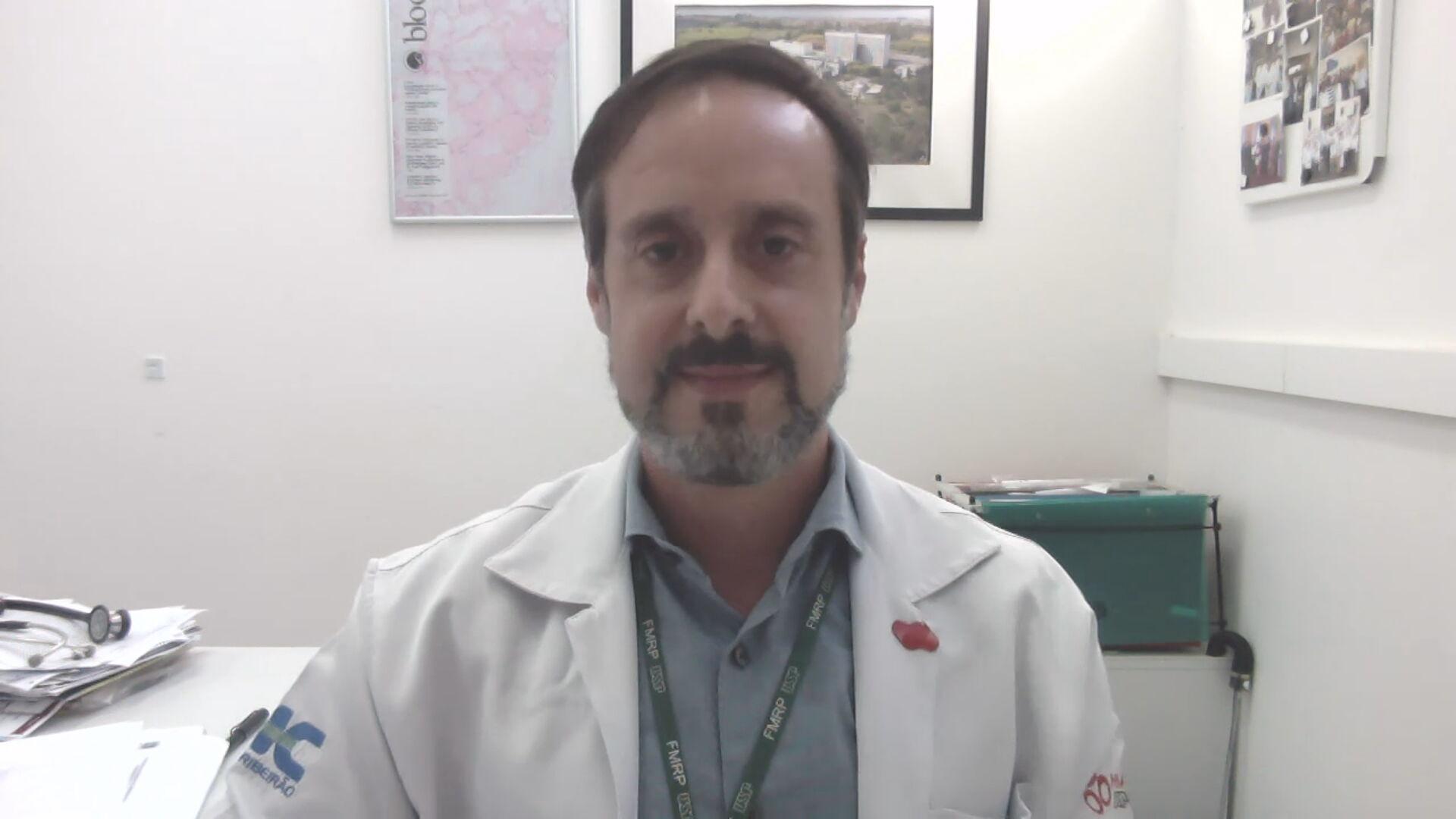 Rodrigo Calado, professor da Faculdade de Medicina da USP