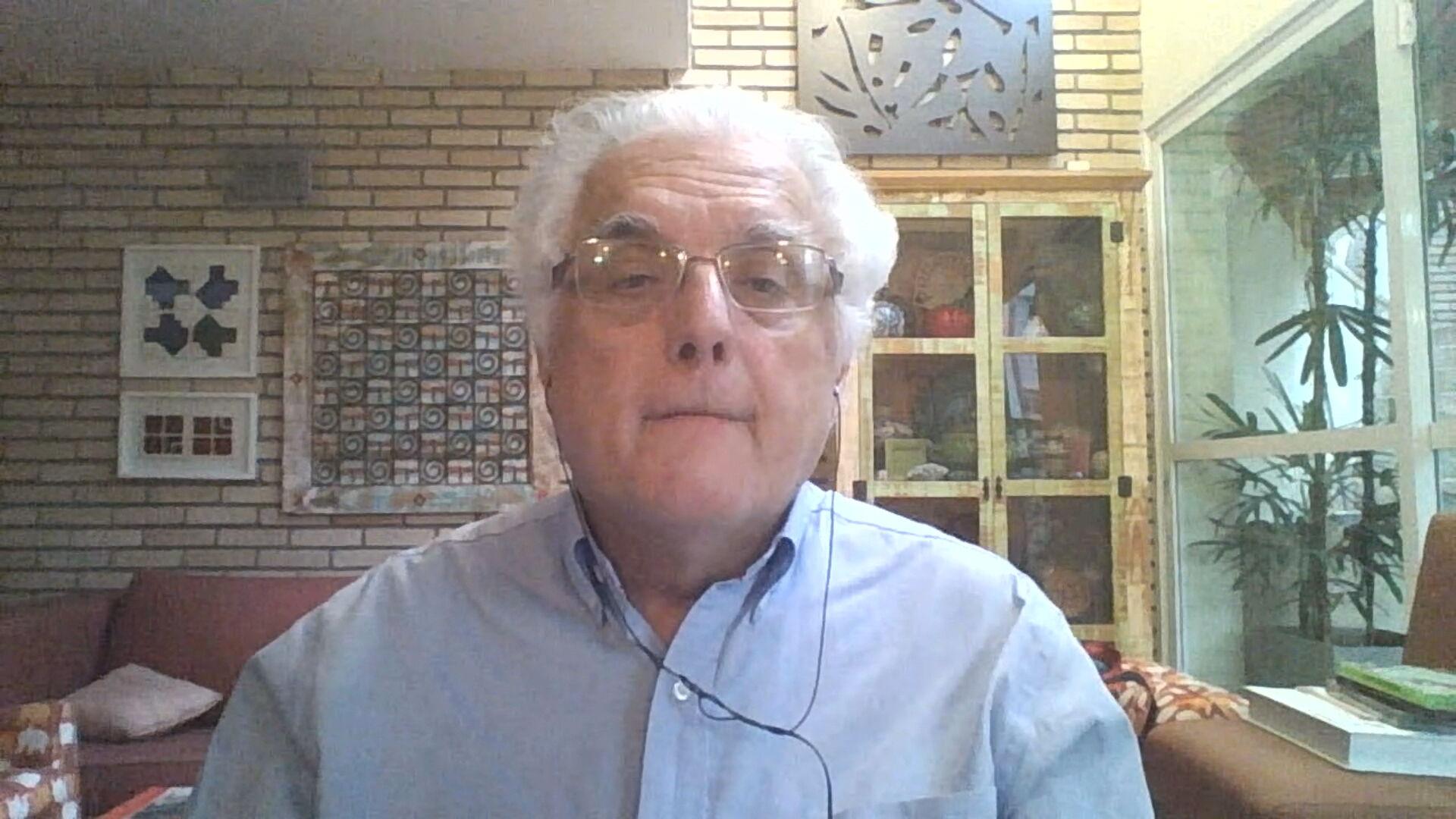 Paulo Lotufo, epidemiologista e professor titular da Faculdade de Medicina da US