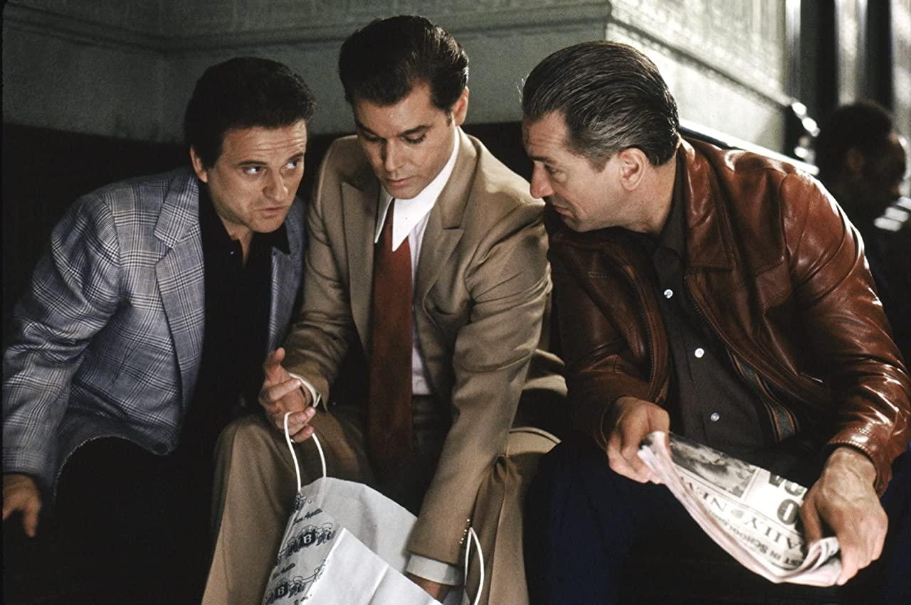 Cena de 'Os Bons Companheiros', de Martin Scorsese