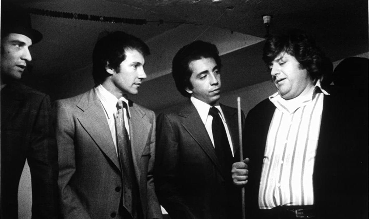 Cena de 'Caminhos Perigosos', de Martin Scorsese
