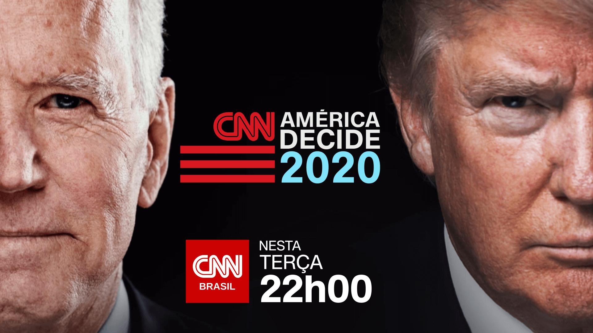 Trump e Biden se enfrentam no primeiro debate presidencial