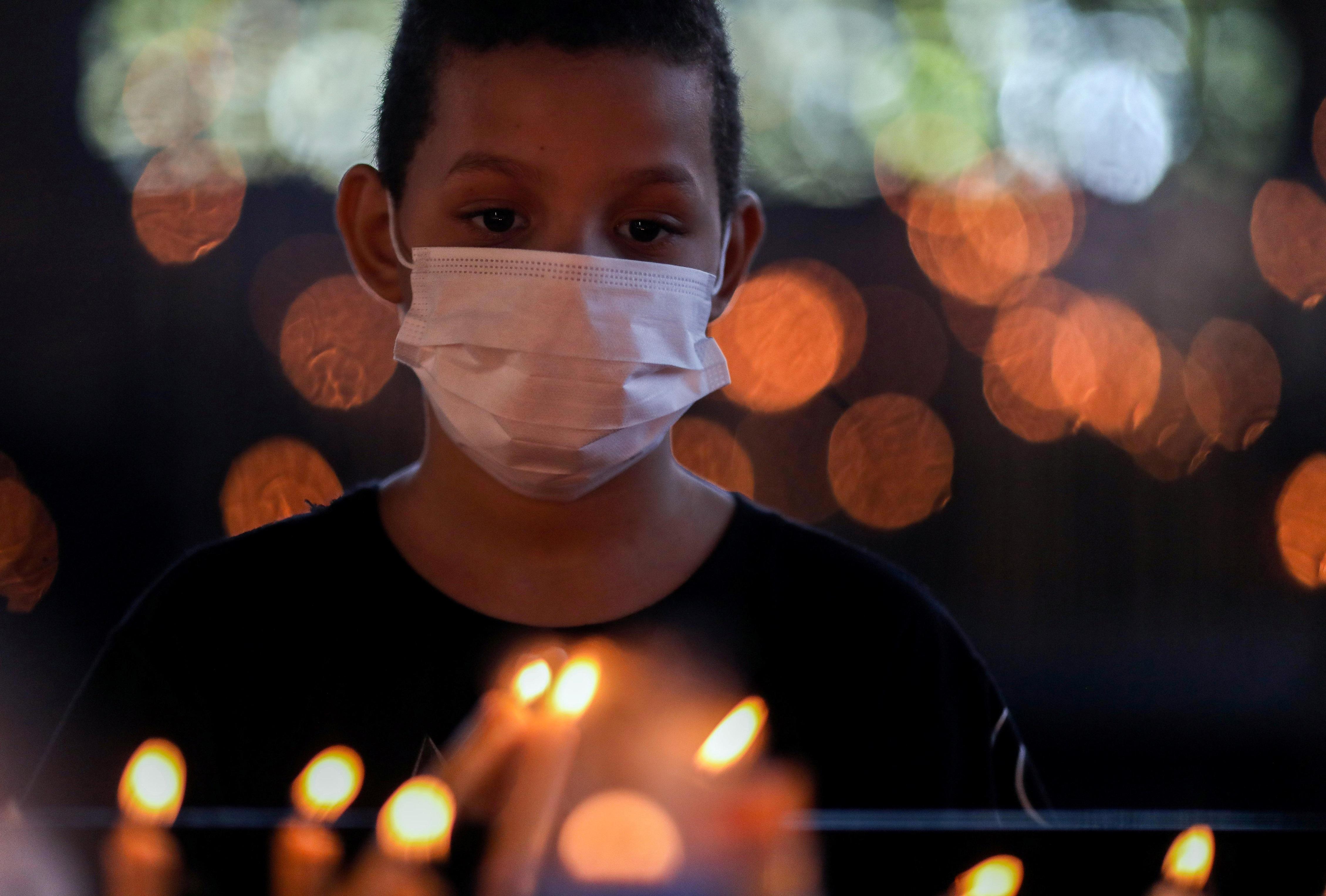 coronavírus oração