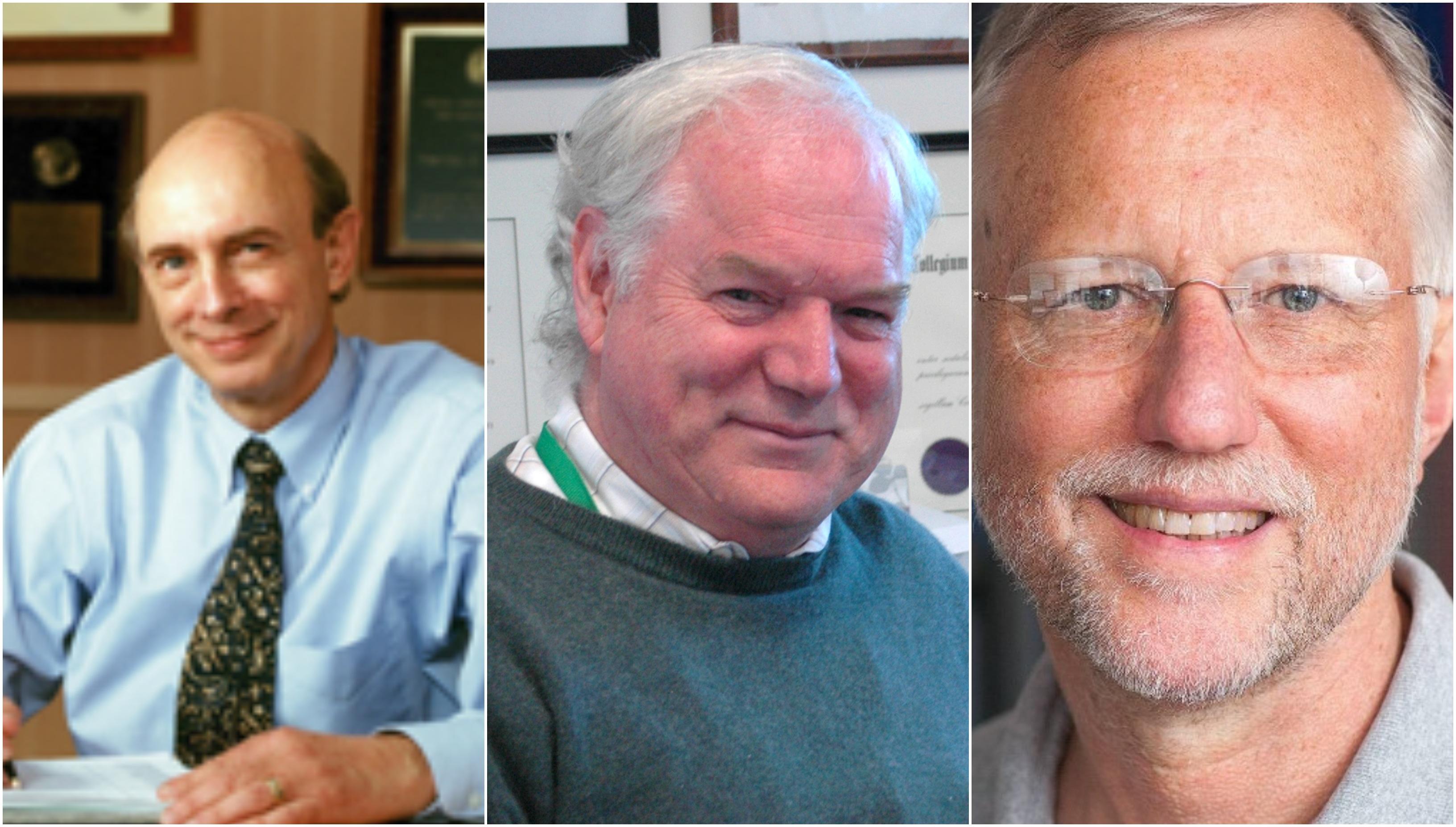 Harvey J. Alter, Michael Houghton e Charles M. Rice ganharam o Nobel de Medicina