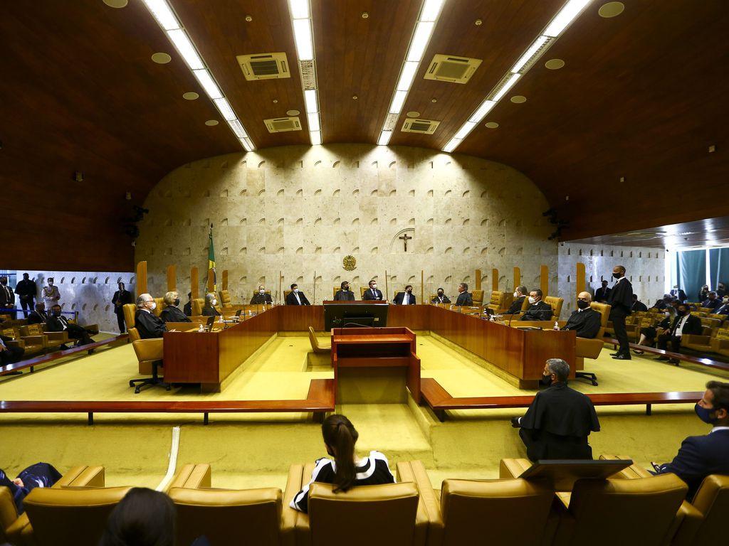Plenária do Supremo Tribunal Federal (STF)