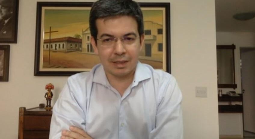 O senador Randolfe Rodrigues (Rede-AP)