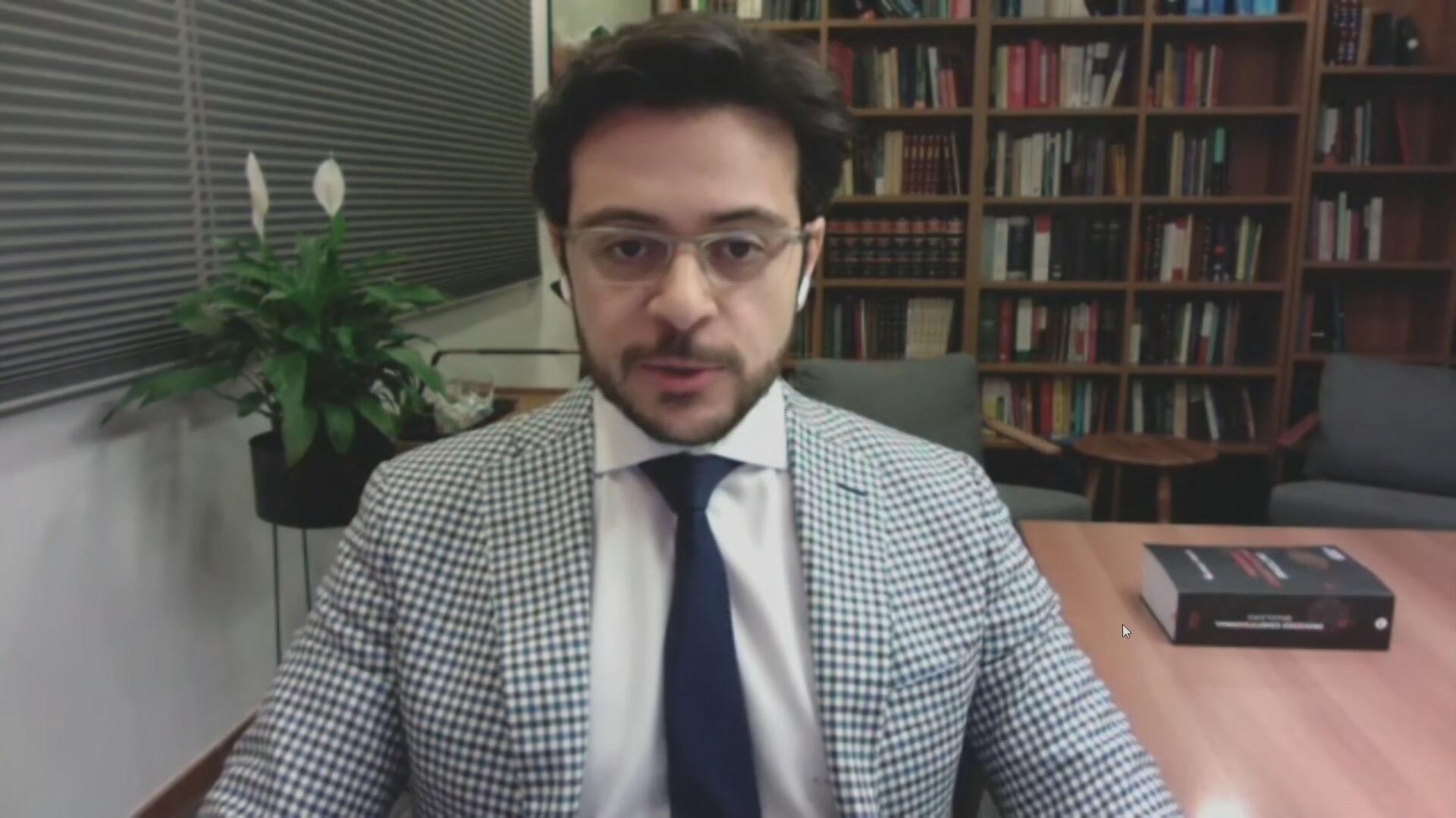 Georges Abboud, advogado e professor de direito constitucional