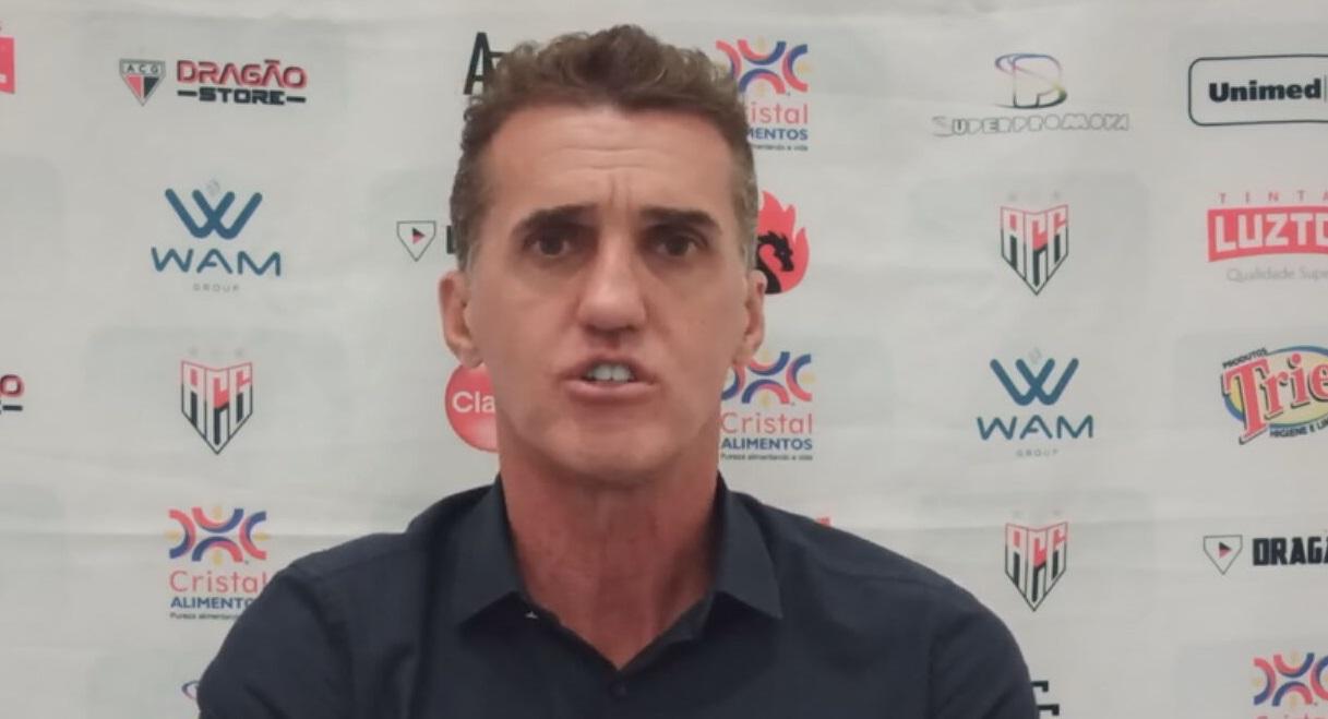 Vagner Mancini, que deve ser confirmado como novo técnico do Corinthians