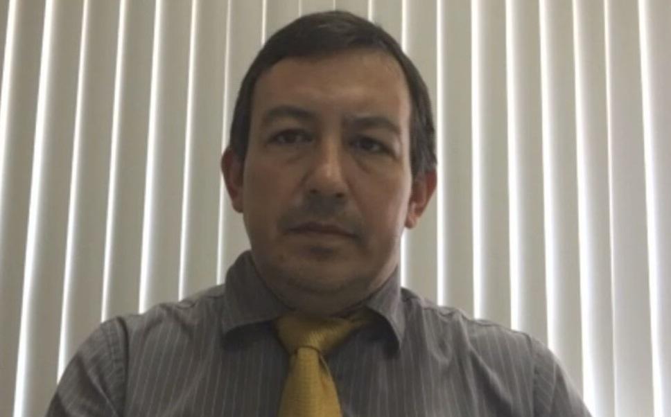 promotor de Justiça Silvio de Cillo Leite Loubeh