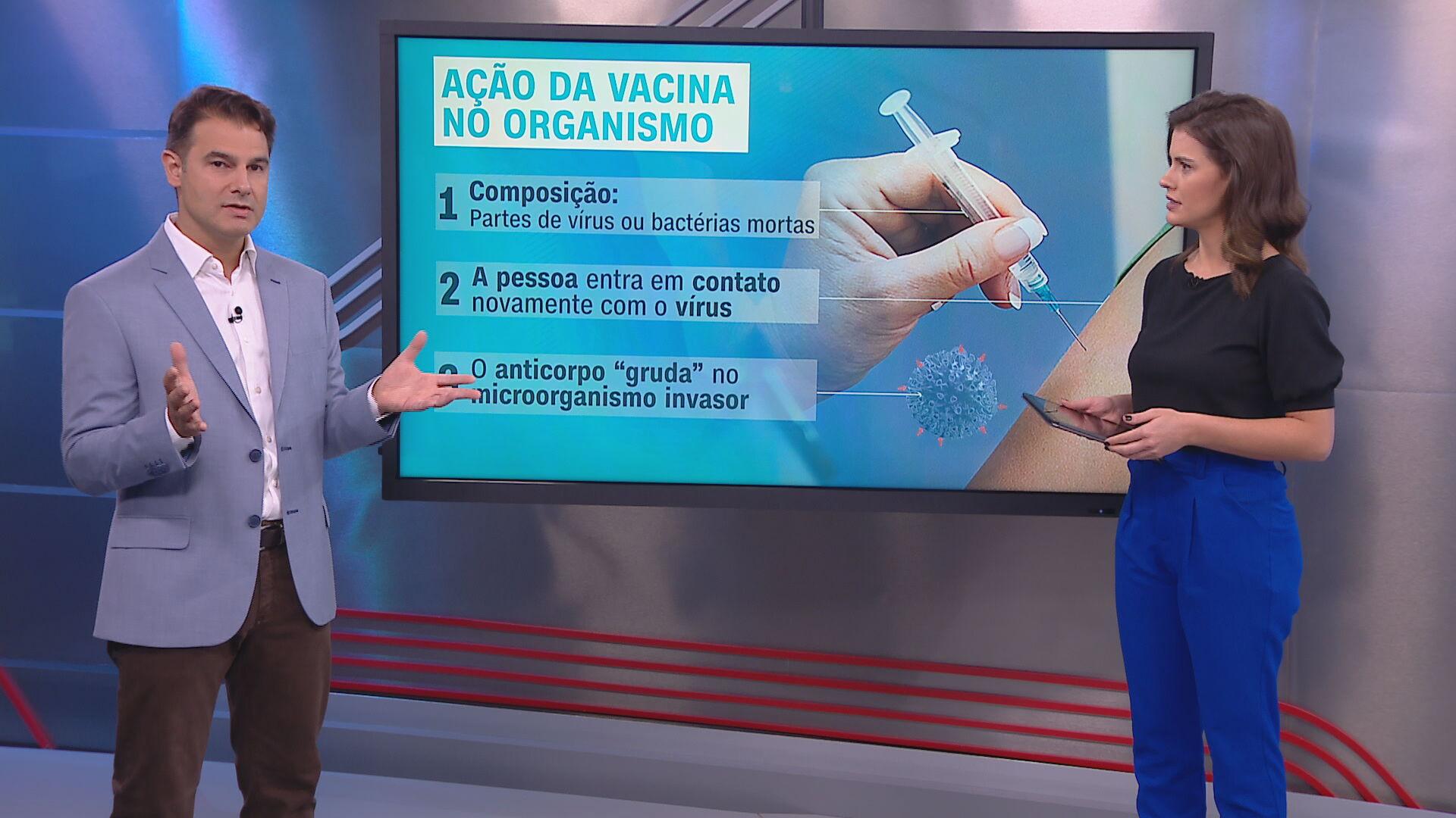 Fernando Gomes explica segurança de vacinas
