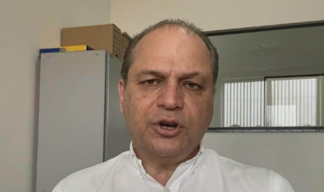 O líder do governo na Câmara dos Deputados, Ricardo Barros (PP-PR), fala à CNN
